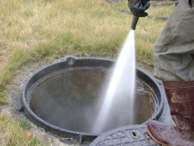 西安疏通下水管道